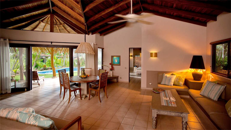 Costa Rica Beach Vacation Rentals - Luxury Family Villa